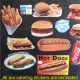 Catering Stickers